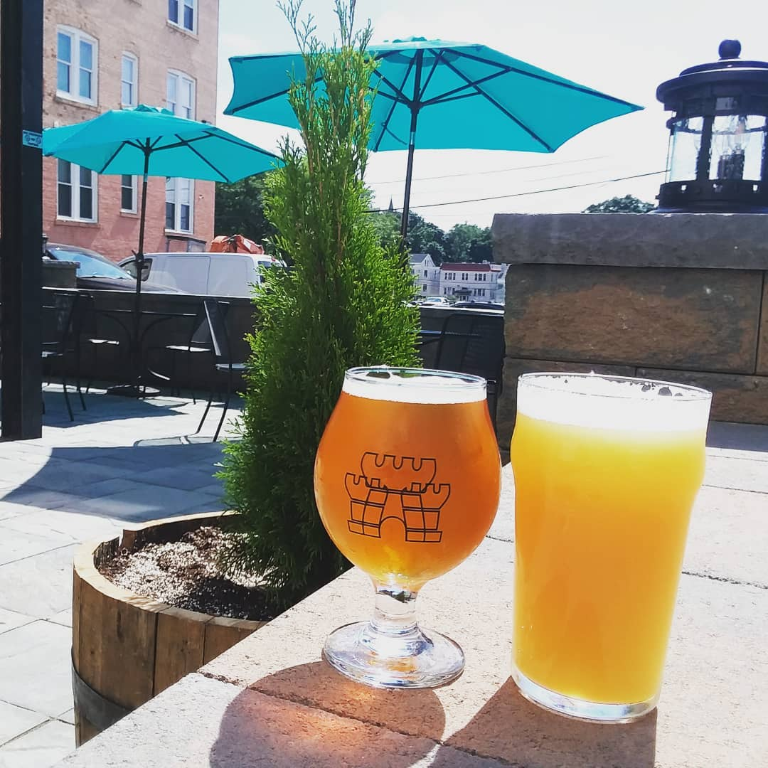 Several Dutchess County breweries, distilleries, and cideries are open, providing a great way to socialize safely outdoors! Find out who's open and what they're offering in terms of seating options and new experiences this summer: