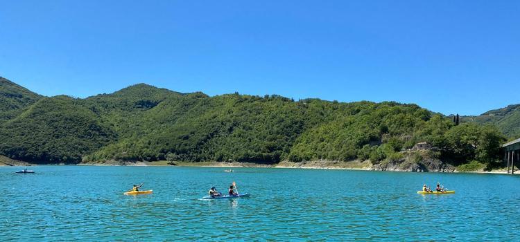 test Twitter Media - Nell'ambito di #ViviParchidelLazio, oggi e domani, escursione in barca, canoa e kayak presso la base nautica campus vela Turano. 🚣 📍 Riserva Naturale Regionale - Monti Navegna e Cervia Info 👉 https://t.co/vGy3W0QCW2 https://t.co/o5mVToEWBe