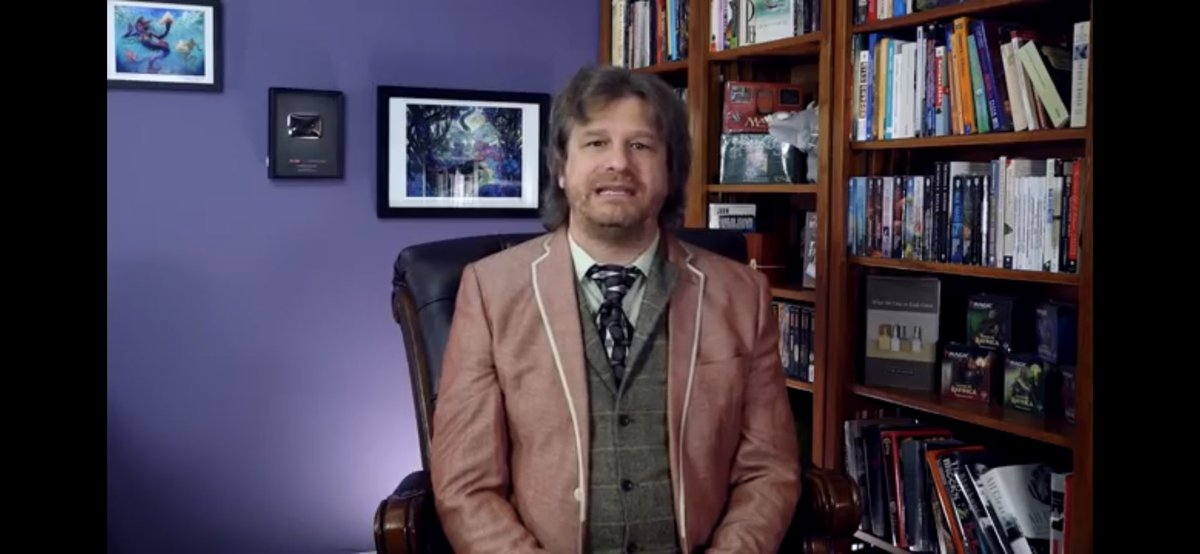 "test Twitter Media - ""There is a global pandemic, you can't draft this set."" - @TolarianCollege   🤣   Watch Prof's latest video on Double Masters, it's worth it.  https://t.co/ldjIz2myzw https://t.co/Wb3DiexdaM"