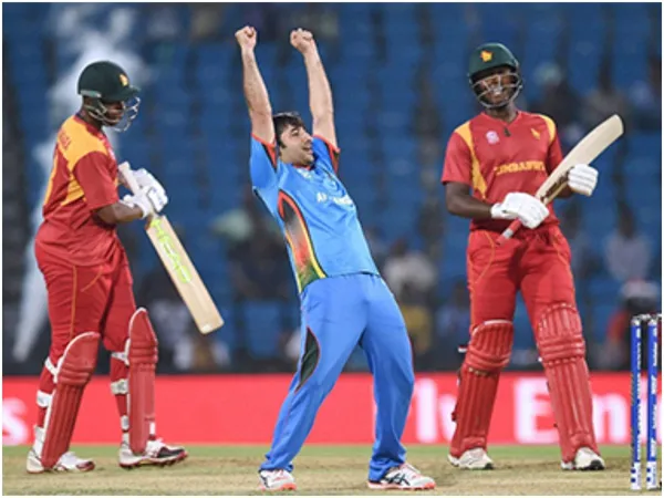 Zimbabwe-Afghanistan T20I series called off due to COVID-19