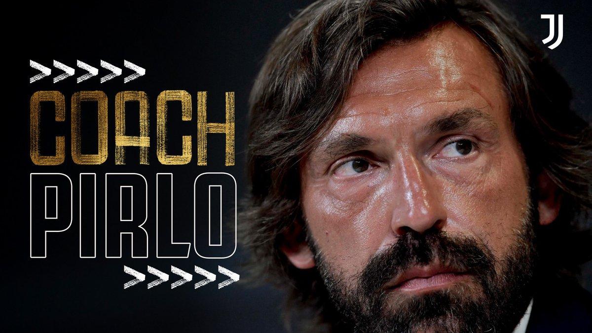 UFFICIALE ✍️ Andrea Pirlo nuovo allenatore della Prima Squadra ➡️   #CoachPirlo