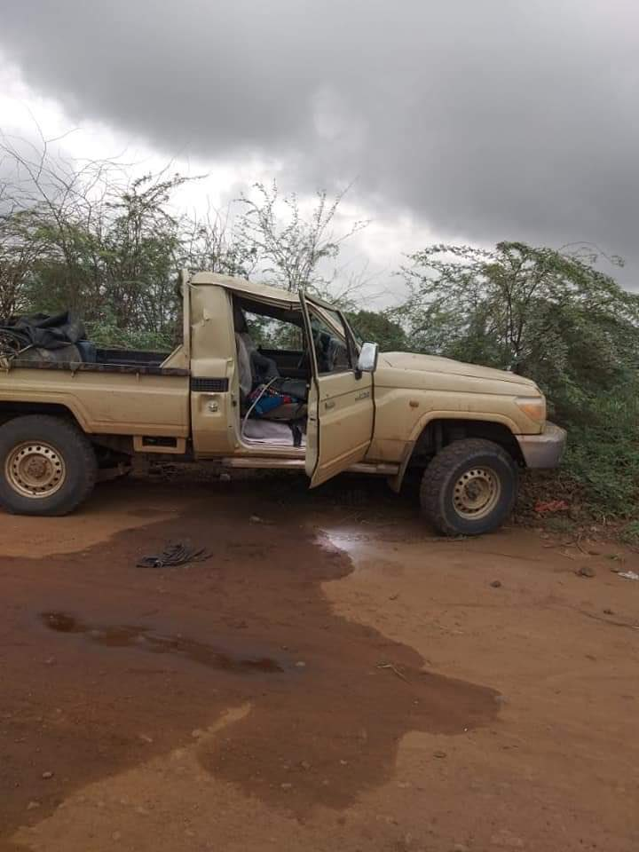 Armed Forces in Niger🇳🇪 have intercepted Some Sahel terrorist in the areas of Galmi, Tahoua on transit to Nigeria🇳🇬The intercepted criminals heavily armed with Hilux vehicle, Galmi sits between Niger🇳🇪 and Sokoto State Of Nigeria, a transit area for criminal groups from Sahel.