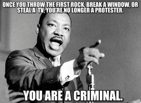 Agree with M.L. King on this comment.  #ourVoiceMatters