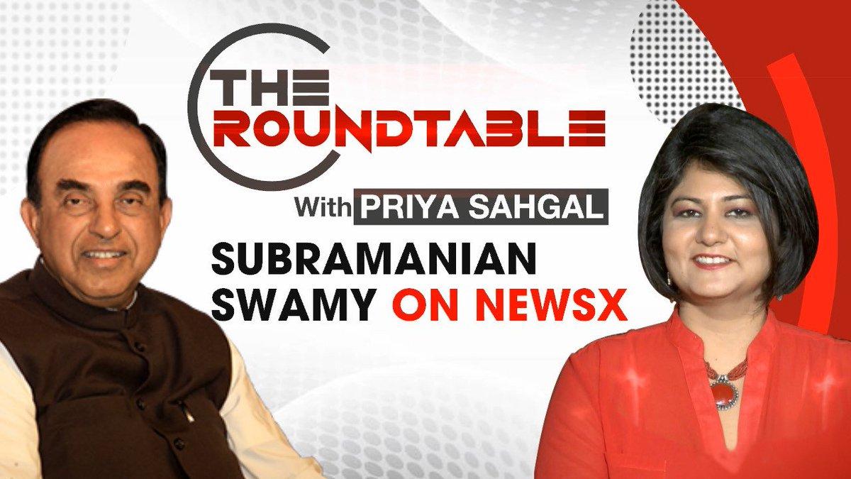 2.30 @NewsX  - @Swamy39 on Sri Lanka results & @PresRajapaksa @RajapaksaNamal & his take on India - Sri Lanka under Rajapaksas and @PMOIndia