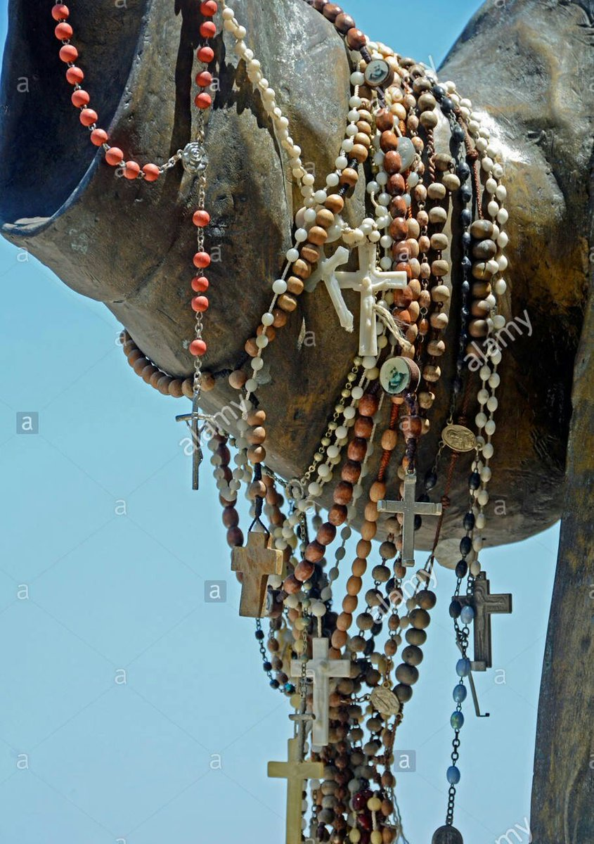 """""""Pray the #Rosary frequently.  It costs so little and it's worth so much."""""""
