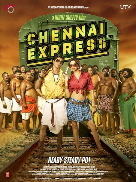 RT if you were waiting for the first posters to drop at mid night. Only SRK films match such excitement! 🤩😎 @iamsrk @deepikapadukone #7YearsOfChennaiExpress