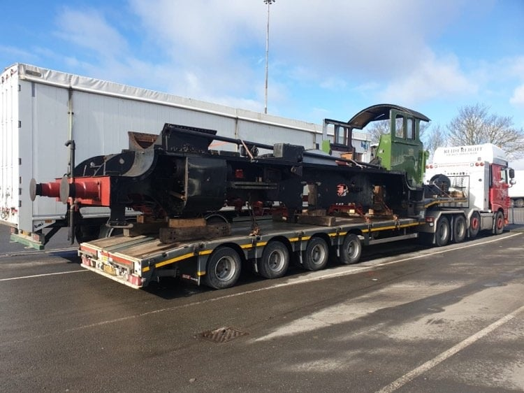 test Twitter Media - WE NEED YOUR HELP towards our D49 Morayshire #BackOnTheRails Fundraising Appeal:  https://t.co/VFHFEtd90h  The loco should have left Llangollen Railway as a fully overhauled locomotive. Instead, this wonderful and unique locomotive was evicted as a kit of unfinished parts.  1/2 https://t.co/aFI6XPKJAK