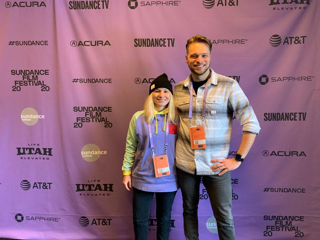 test Twitter Media - Meet Dennis Hohne (right), one of the three videographers in Wesleyan's Office of Communications, who took time away from campus in January to bring his own project, Dia de la Madre, to @sundancefest: https://t.co/JmmpBRPcHt https://t.co/cokxxKvHxy