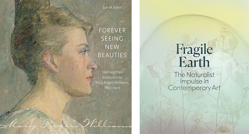 "test Twitter Media - Check out the great projects recognized by CLHO this year—including Eve Kahn's book ""Forever Seeing New Beauties"" and the exhibit ""Fragile Earth: The Naturalist Impulse in Contemporary Art""—the catalog available from WUP! @CTLHO  https://t.co/u1fmAiQufZ https://t.co/XNsLmSv6LT"