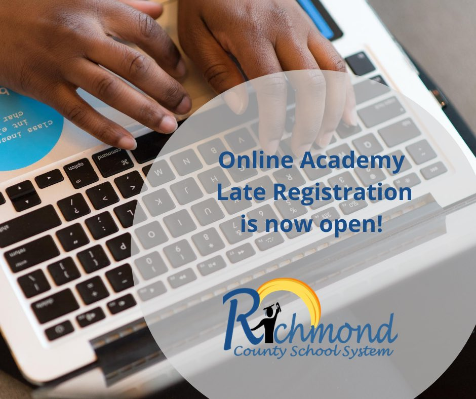 Late Registration for Online Academy is open! For more information, click the link below.