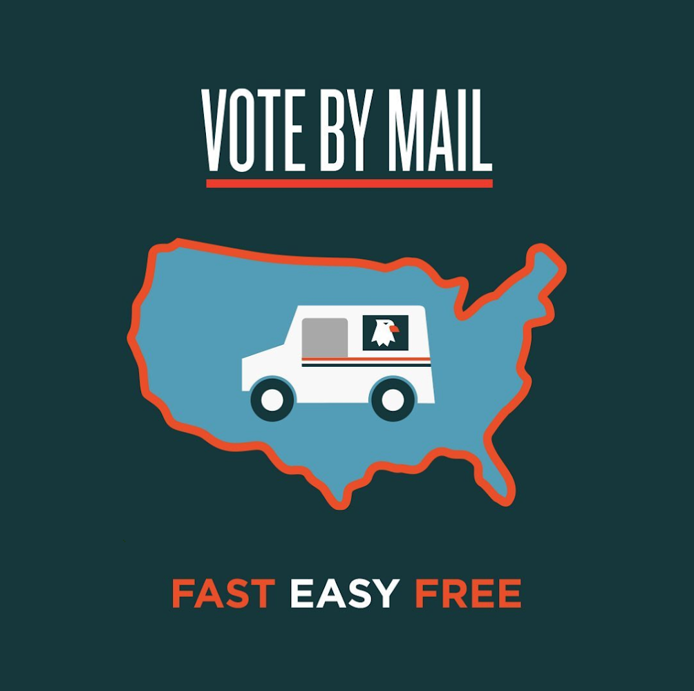 It's #NationalVoteByMailDay. Because of COVID-19, many states are making it possible to vote by mail this fall.   Check your state's rules now at  double-check your registration while you're at it.
