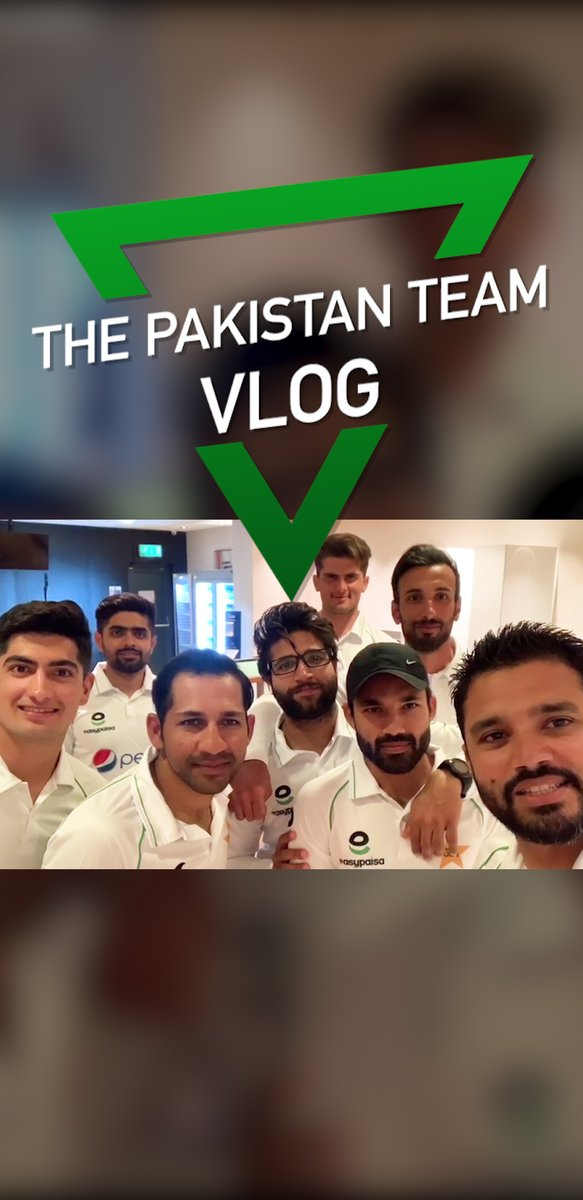 The Pakistan Team Vlog!    We sent some special gifts for the Pakistan Cricket Team. Find out how they reacted! 🙌