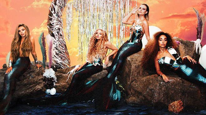 .@LittleMix have saved the summer with new single #Holiday ✨