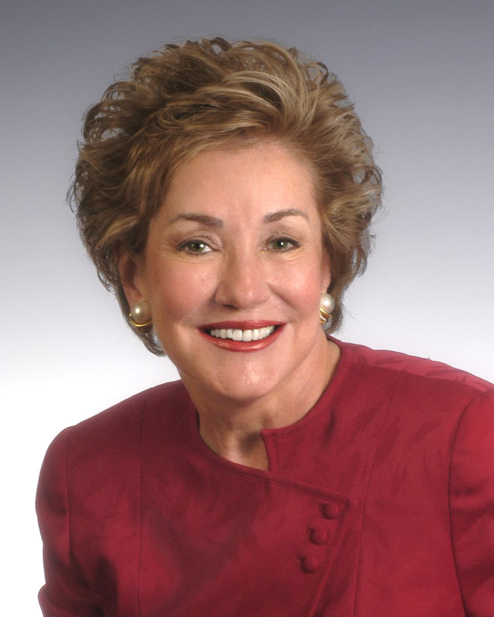Elizabeth Hanford Dole is an American politician born 7/29/1936. She served as a US cabinet member for 3 administrations, headed the American Red Cross, was the 1st female senator of North Carolina, & established a foundation to support caretakers of wounded veterans.#WCW #CCLwcw