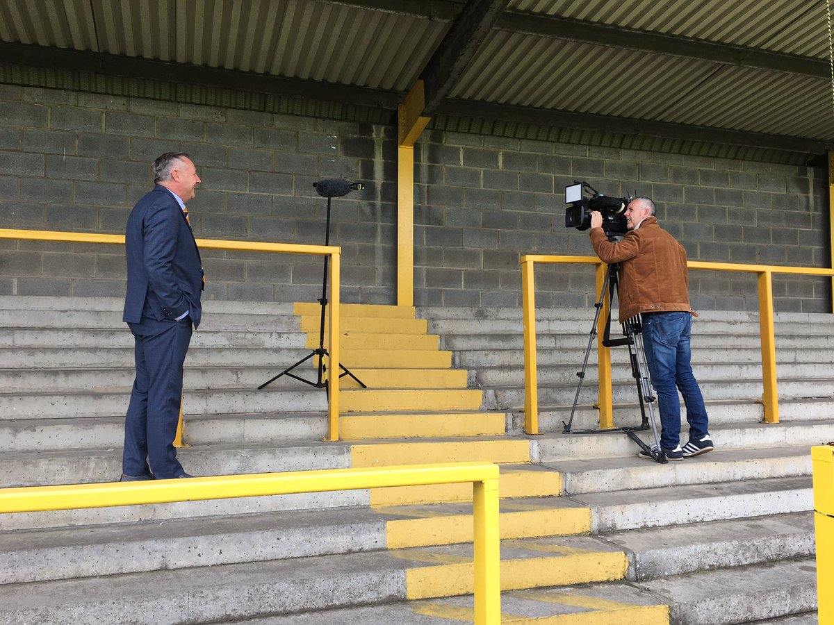 test Twitter Media - RT @bostonunited: 🎥 PROMOTION FINAL: Look out for @chriscookbufc appearing on @itvcalendar tonight at 6.00pm: https://t.co/gPjR1loM5F