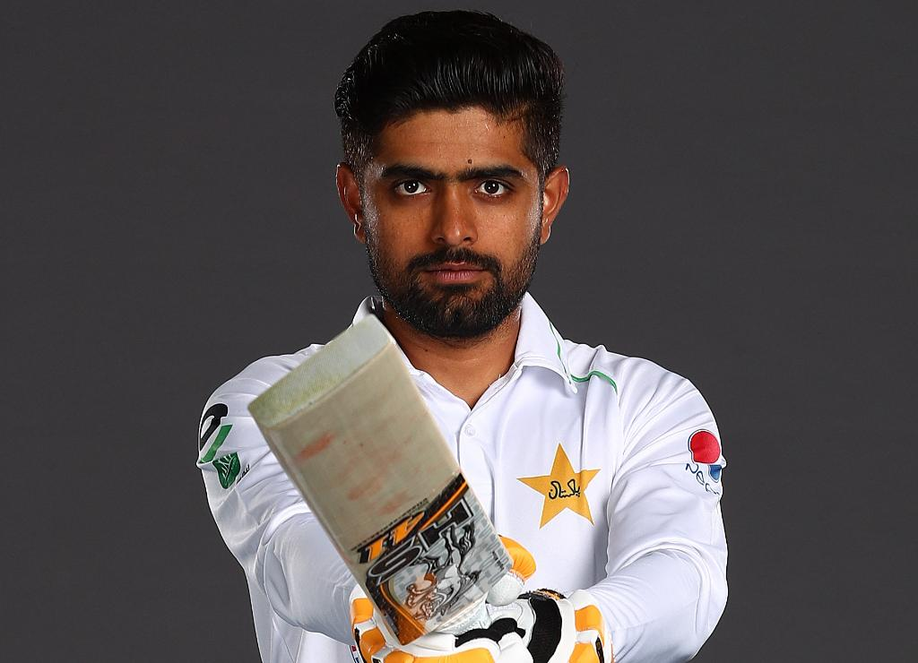 Babar Azam looks ready for the #ENGvPak series 🔥