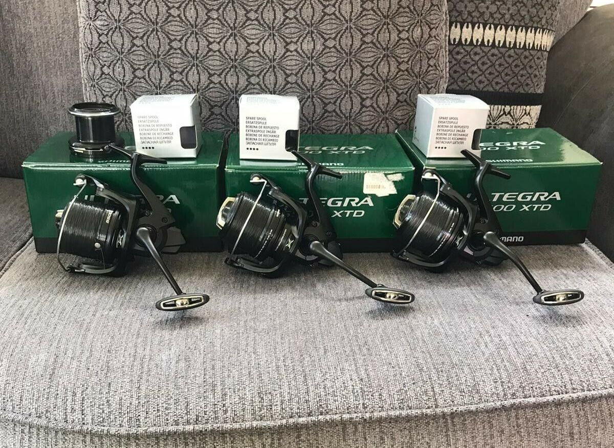 Ad - Shimano Ultegra 5500 XTD x3 On eBay here -->> https://t.co/qH6qlpYsxh  #carpfishing https