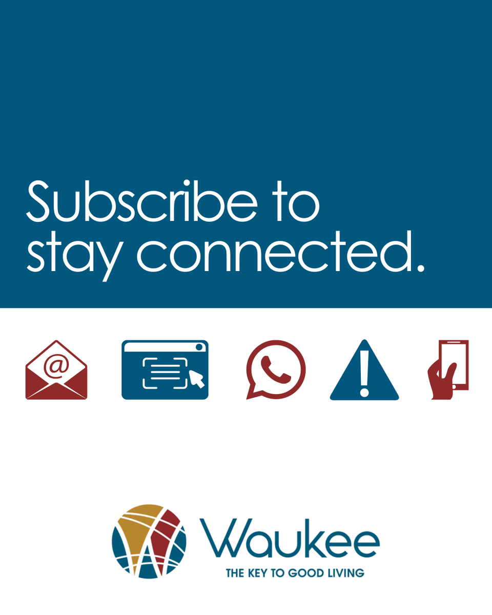 The City of #Waukee sends e-newsletters, website news, street closure notifications and more! Stay connected with City projects update, Parks & Rec program details, new local business information and emergency alerts.  Check out subscription options: .