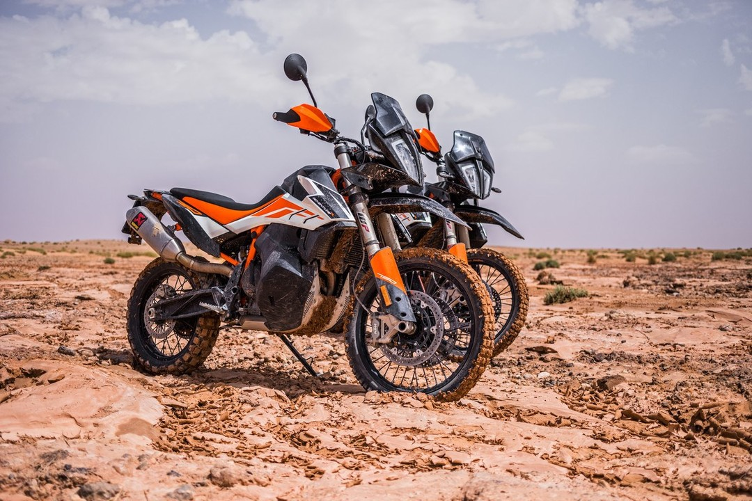 Adventure Touring Motocycles & Rally bikes cover image