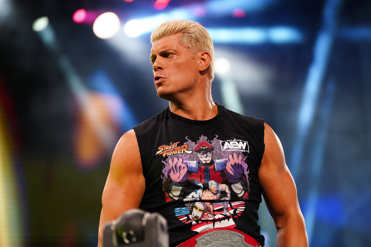 Which indie star should Cody defend his TNT Title against next? (Photo: AEW)