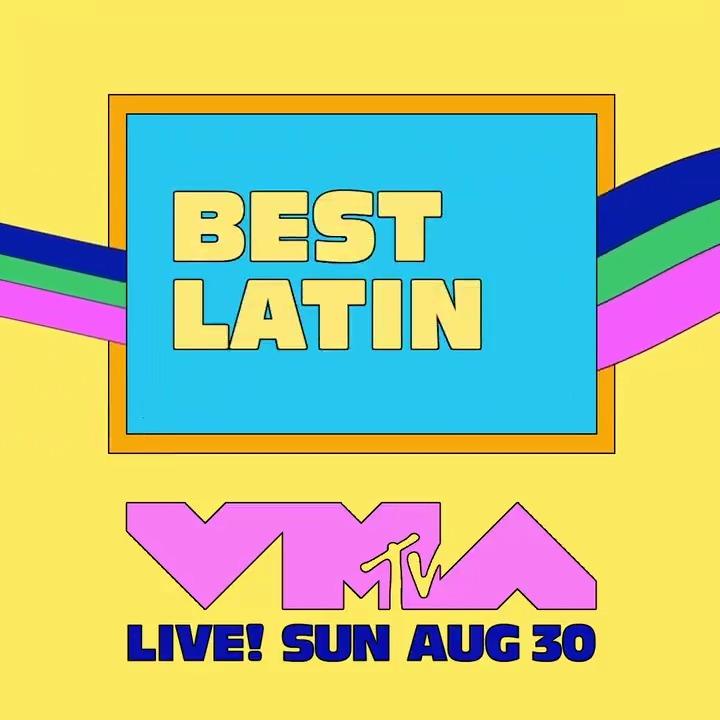 And your nominees for 🔥BEST LATIN🔥 are:   ❤️ @Anuel_2bleA, @daddy_yankee, @ozuna, @karolg, @JBALVIN ❤️ Bad Bunny (@sanbenito) ❤️ Black Eyed Peas (@bep), @ozuna, @JReysoul ❤️ @JBALVIN ❤️ @karolg ft. @NICKIMINAJ ❤️ @maluma ft. @JBALVIN  Vote at  👈