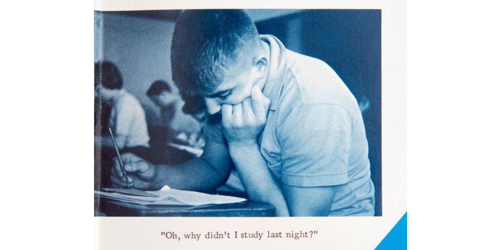 There are some things that endure regardless of the passage of time … like this question from a student in 1963! 📚 #TBT #MEVSD #PTBM