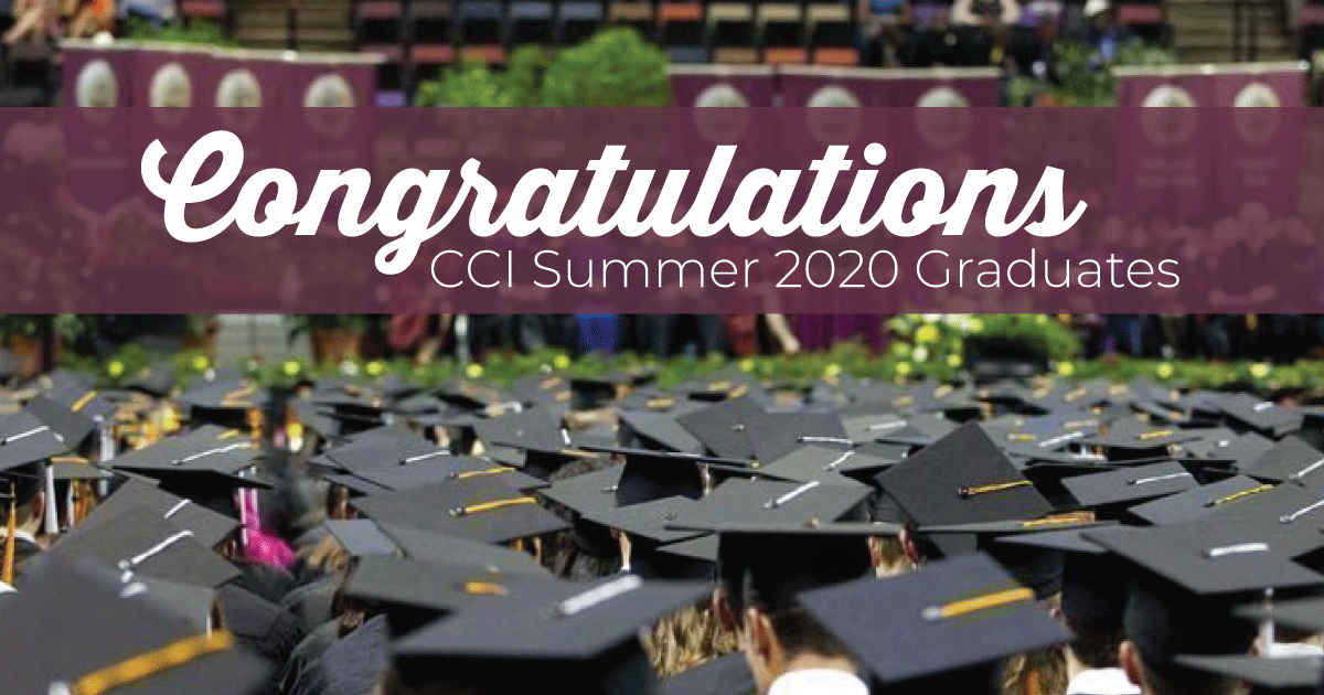 Tonight's the night, #FSU20! This is an exciting milestone and you have so much to be proud of.   honors CCI Summer 2020 graduates. Congratulations on this incredible accomplishment! 🥳🎓