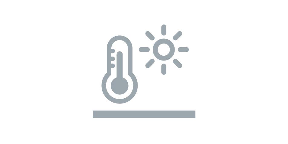 Vigilance #Canicule. Evitez les heures chaudes et faites des pauses régulièrement. Pour vous réapprovisionner en eau, de l'eau potable est à votre disposition sur l'ensemble des aires de repos et de services. Ecoutez @AutorouteINFO sur 107.7. Bonne route avec #APRR
