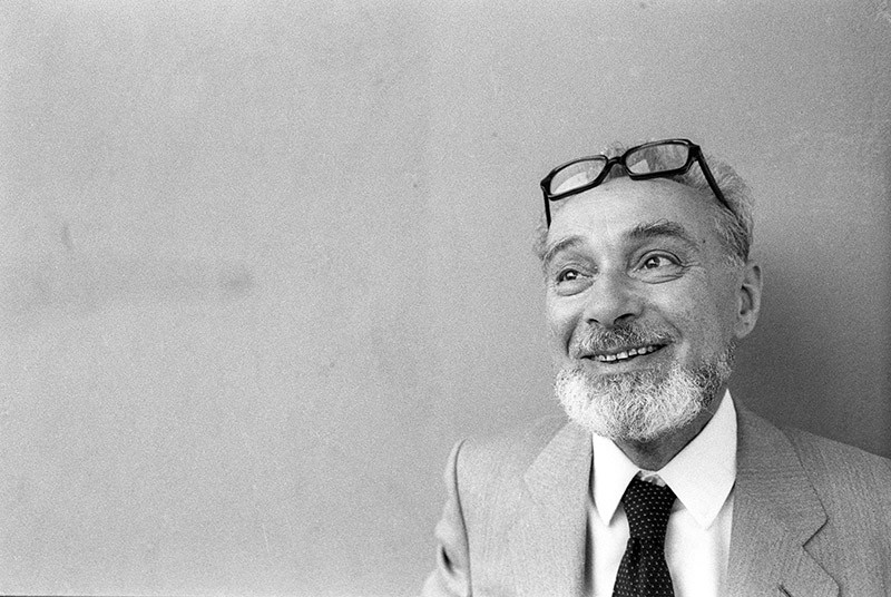 """""""Monsters exist, but they are too few in number to be truly dangerous. More dangerous are the common men, the functionaries ready to believe and to act without asking questions.""""  – Primo Levi, born on this day in 1919"""