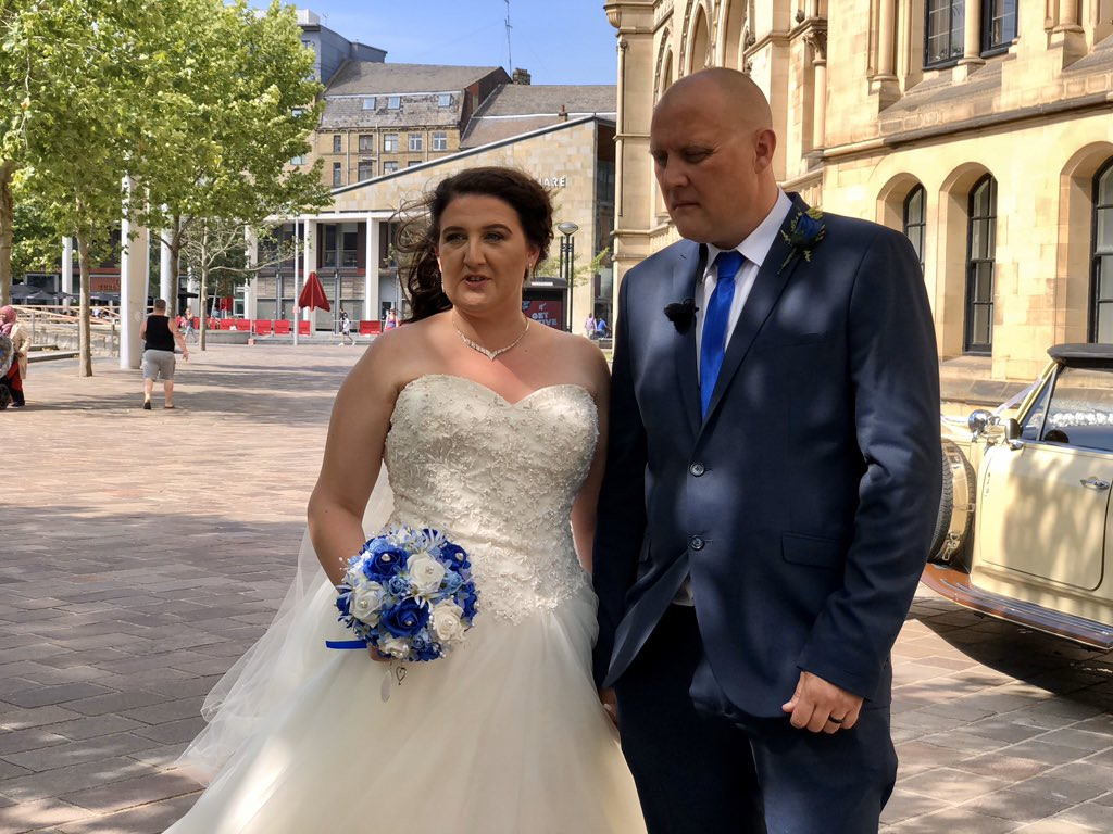 test Twitter Media - On @itvcalendar tonight @mbillingtonitv is in #Bradford talking with a couple who have just got married, to find out more watch his live report at 6 https://t.co/ltSQcalcXY