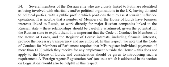 Highlighting this section from last week's Russia report.
