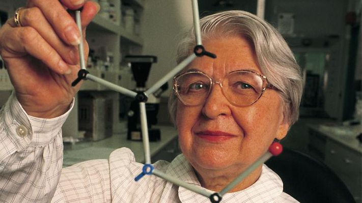 Born #OnThisDay in 1923 was chemist Stephanie Kwolek, best known for her invention of Kevlar. For this invention, Kwolek was awarded DuPont's Lavoisier Award, and at the time of her death in August 2019 was the only female employee to have done so.