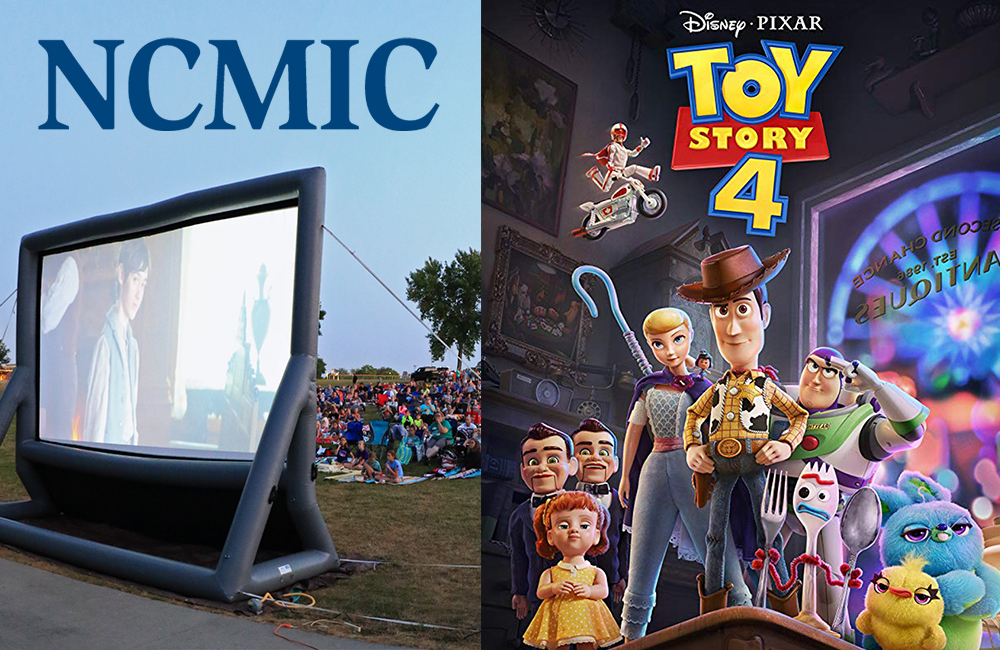 The first #Waukee Movies in the Park showing of 2020 is just one week away! Catch