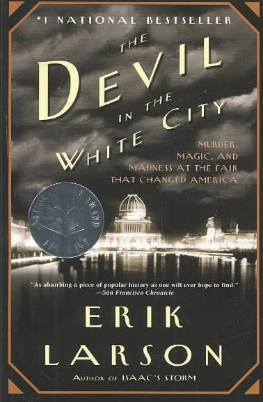 Hello all! and welcome to this month's book discussion on Devil in the White City by Erik Larson! If you didn't get a chance to read our featured book don't worry descriptions and recaps will be provided! #BLCBookClub
