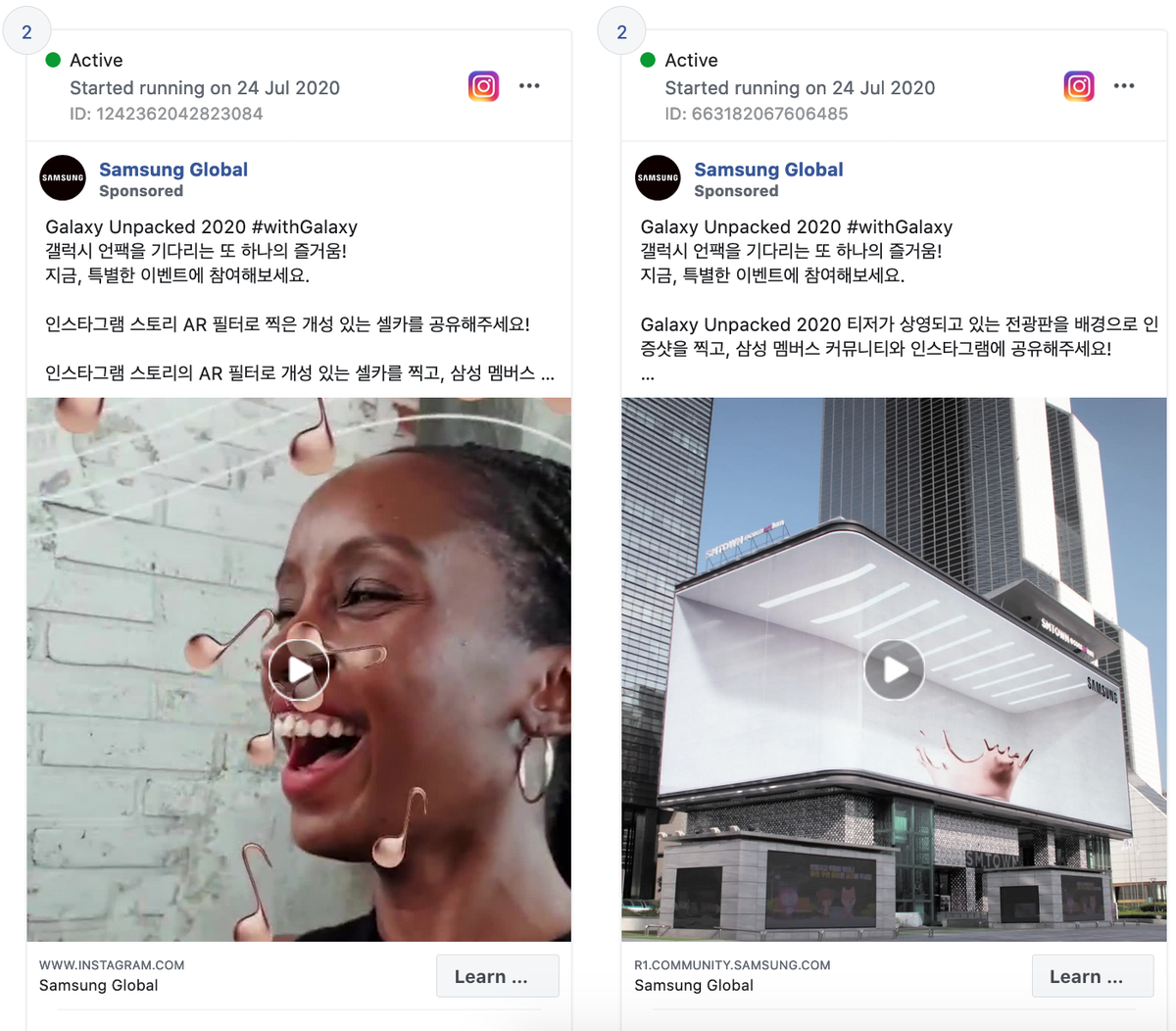 Every @SamsungMobile comes equipped with a hidden feature. The ability to amplify racism and hate speech.   Time to pull your ad$pend from @Facebook and #StopHateForProfit.  @ToddPendleton @trishtobin