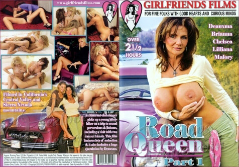 """FYI for those that remember. I use to be the Road Queen in a series Called """"Road Queen"""" by Girlfriends Films.  Well the owner of the company sent me the valve cover from the car I drove in that series. Brings back memories"""