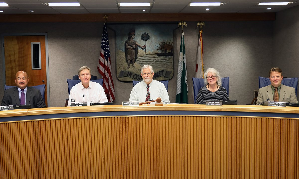 The County Commission is holding two budget meetings on Tuesday, at 10 a.m. and 1:30 p.m. Click to find out more about what they are discussing and how to participate.