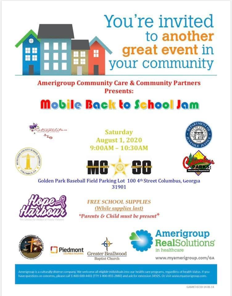 Parents: if you would like free school supplies, there is an event for you tomorrow. #mcsdwe