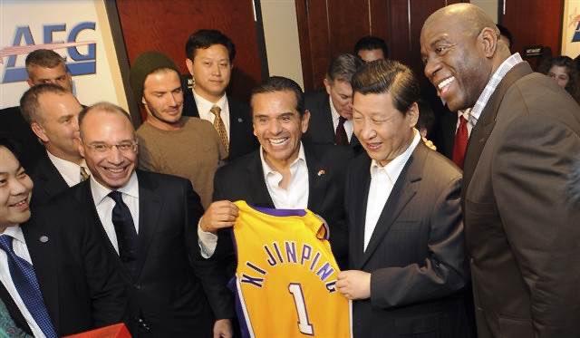 The NBA's #1 man.  #FlashBackFriday #NBARestartonTNT