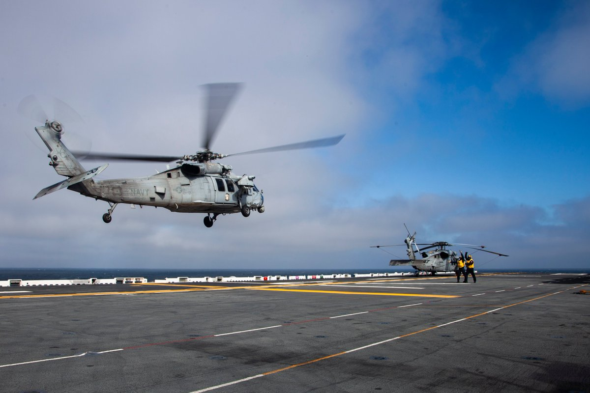 UPDATE: Representatives have notified all families of the Marines and Sailor involved in Thursday's tragedy. We have covered more than 200 square nautical miles in the extensive search for our 8 missing service members. All efforts are committed to the #15thmeurecovery. @1stMEF