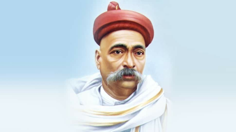Remembering torch bearer of Indian freedom struggle, Lok Manya, Bal Gangadhar Tilak on his 100th Punya Tidhi.  He is an inspiration to our generation and the generations to come.  #BalGangadharTilak