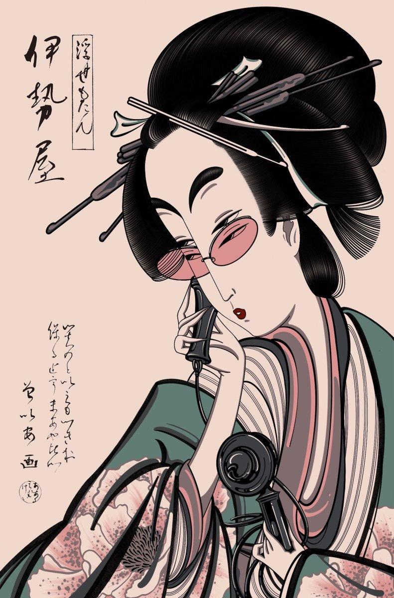 test ツイッターメディア - 【今日発売】「RMK」江戸時代の女性からインスピレーションを得た2020年秋冬コレクションが登場。喜多川歌麿が描いた美人画をイメージした「ウキヨモダン アイシャドウパレット」などをラインナップ。 https://t.co/O1P3gsFic2 https://t.co/scwot1XICa