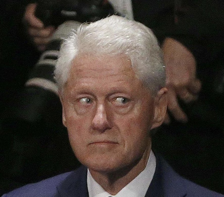 I notice an awkward silence from the media on the eyewitness revelation, recorded in the #EpsteinFiles, that Bill Clinton was seen on pedophile island with two underage girls. If that isn't wrong, what can be right?