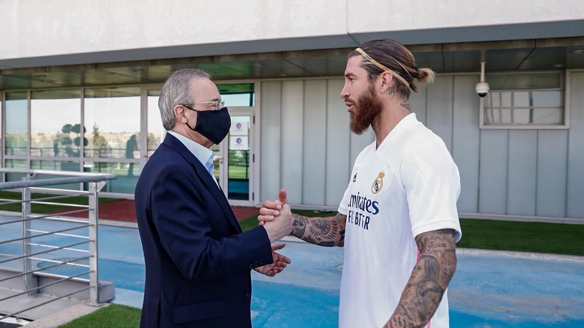 test ツイッターメディア - チャンピオンズリーグ再開を前にフロレンティーノ・ペレス会長がチームを訪問しました。 #レアル・マドリード   #RMUCL https://t.co/zxcGGCHszO