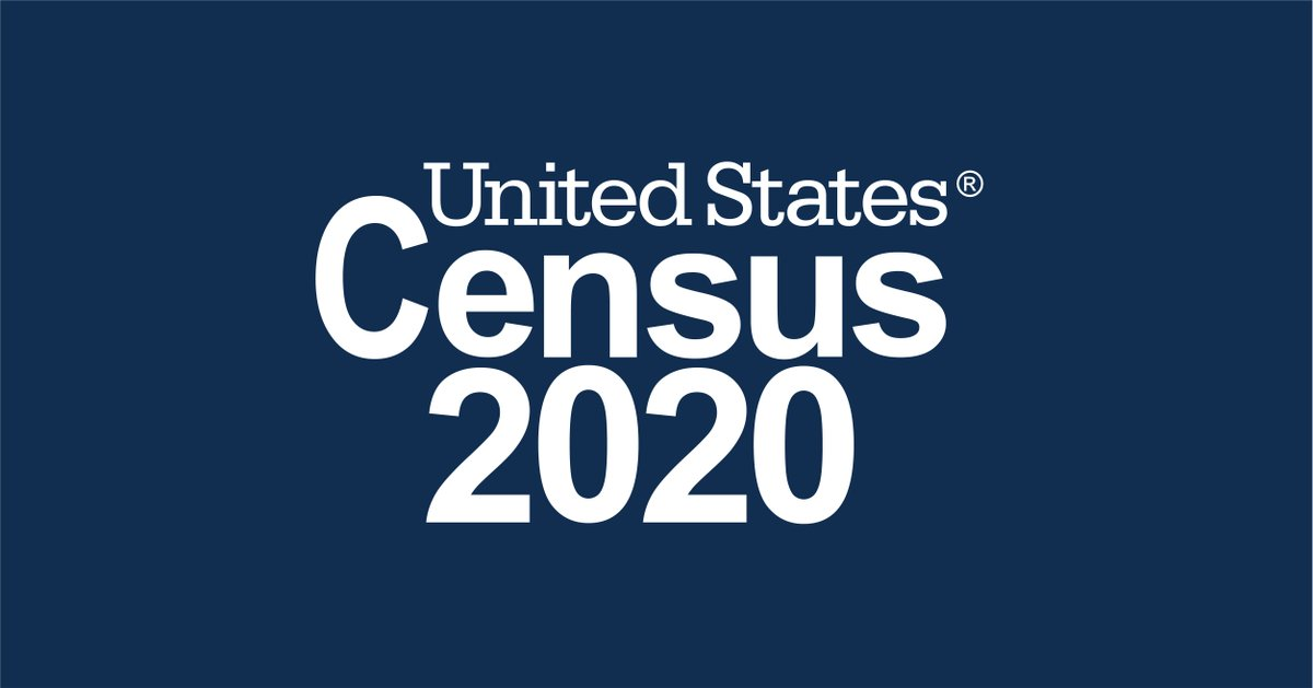 The U.S. Census is important to school districts. Some of the federal funding for school districts is determined based on today's population! Take the census and be counted!