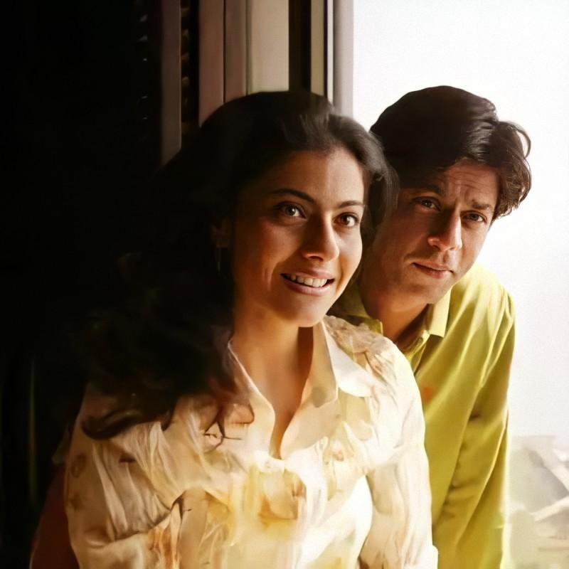 They literally rule the realm of cinema as the most loved pair 💕 #ShahRukhKhan