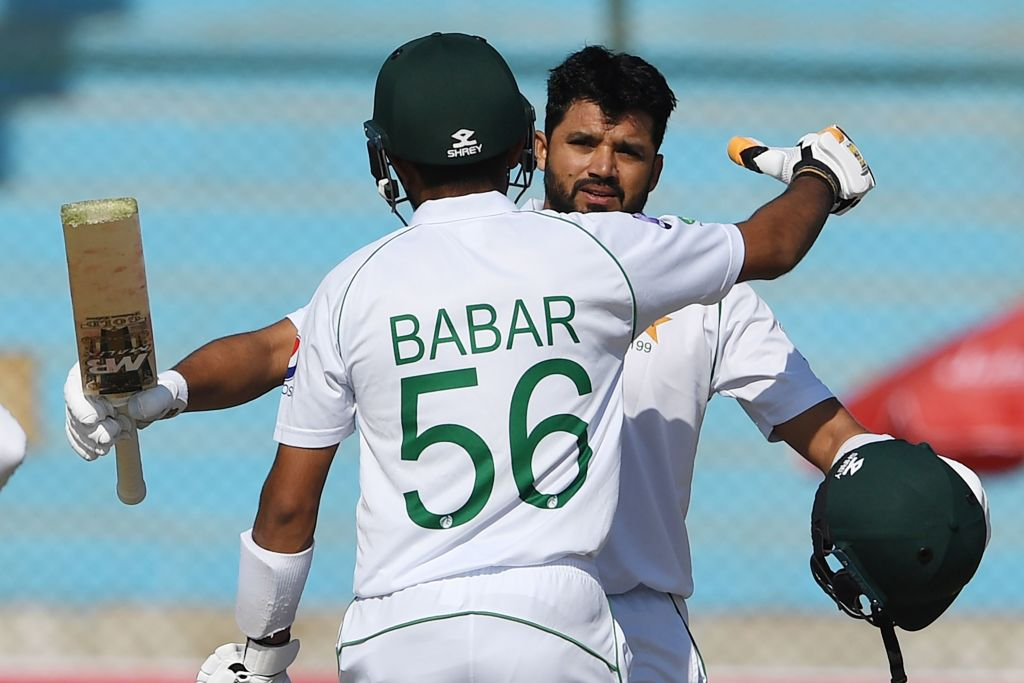 Test runs needed for  👉 Azhar Ali to get to 6000: 81  👉 Babar Azam to get to 2000: 150  Can the skipper and his deputy reach these personal milestones in the first Test against England?