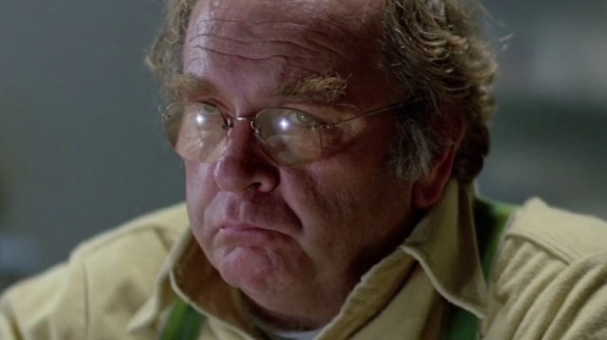 """Wilford Brimley, after having a long life and amazing career as an actor, has died at the age of 85.  His performance as """"Blair,"""" (Senior Biologist of the U.S. Outpost 31), in my favorite sci-fi film, John Carpenter's: The Thing, will always stand out for me.  Rest easy, sir."""