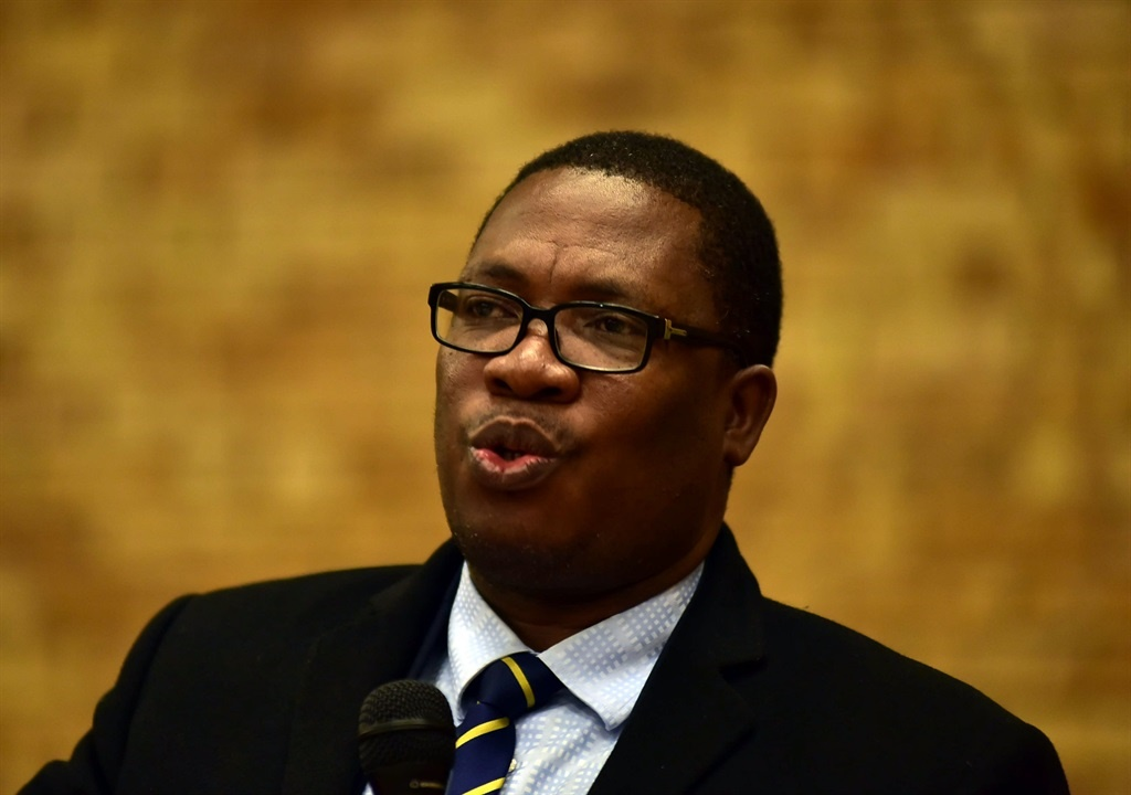 """ANC Gauteng deputy chairperson Panyaza Lesufi has spoken about the pain of his party being ridiculed and told to """"voetsek"""" on social media this week"""