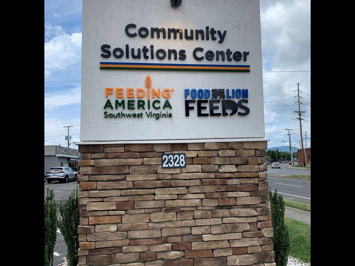 The Community Solutions Center @FeedingSWVA opened over two years ago enhancing our Melrose Ave./Orange Ave. neighborhood. For a flashback to the grand opening check out this link:   @NationalCivic  #2020AAC  #WeAreRoanoke